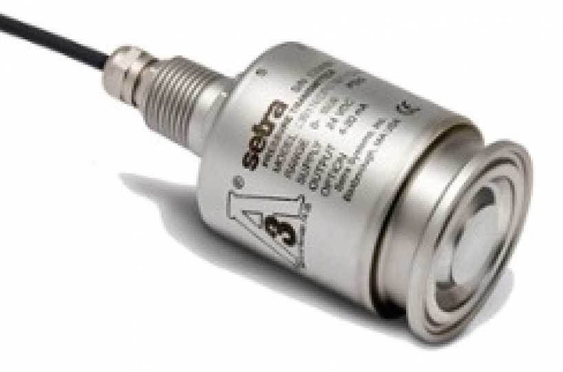 Setra Systems, Inc. - 290(Sanitary Pressure Transmitter